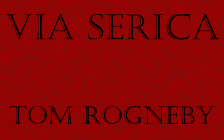 Via Serica Kindle Cover